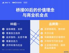 腾讯00后研究报告:行业赢得00后青睐,5大关键值得关